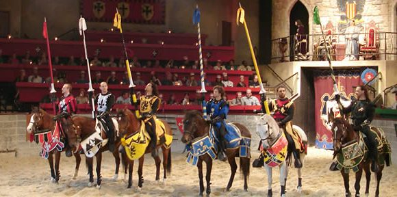 Medieval Times Dinner Theather