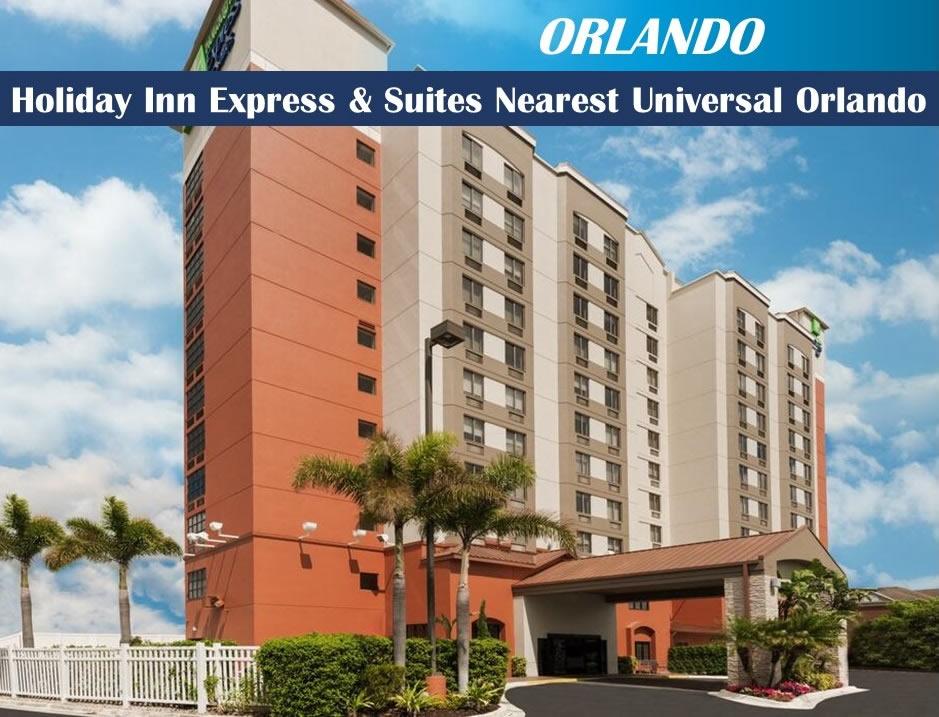 Hotel Holiday Inn Express & Suites Nearest Universal Orlando
