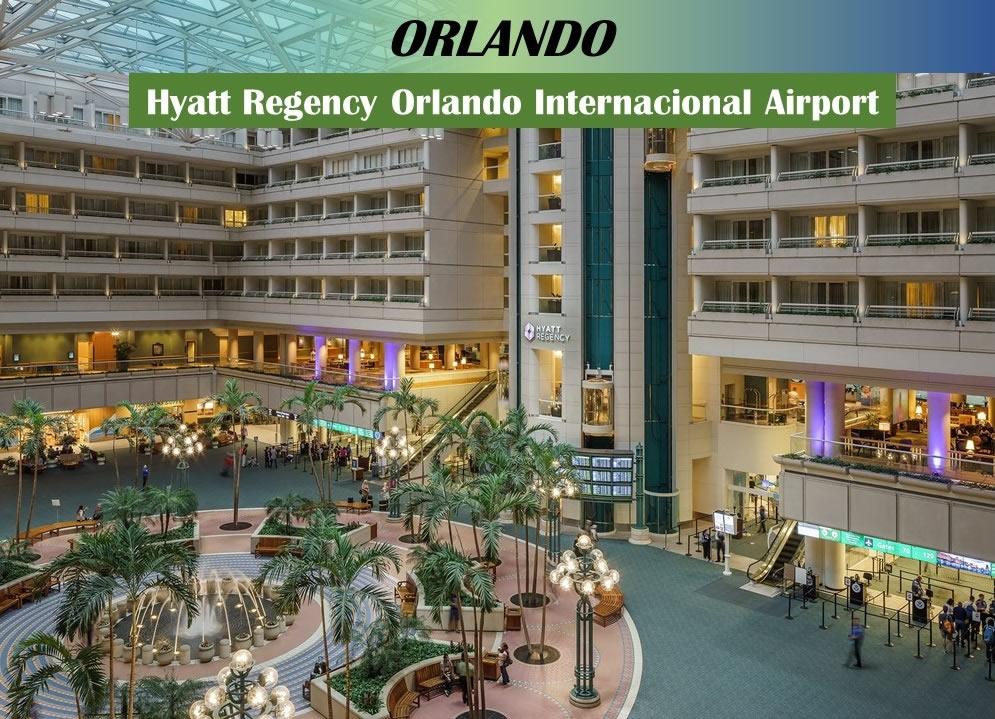 Hotel Hyatt Regency Orlando International Airport