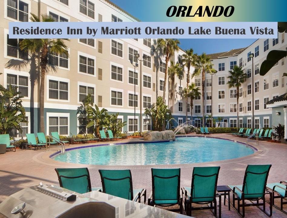 Residence Inn by Marriot Orlando Lake Buena Vista